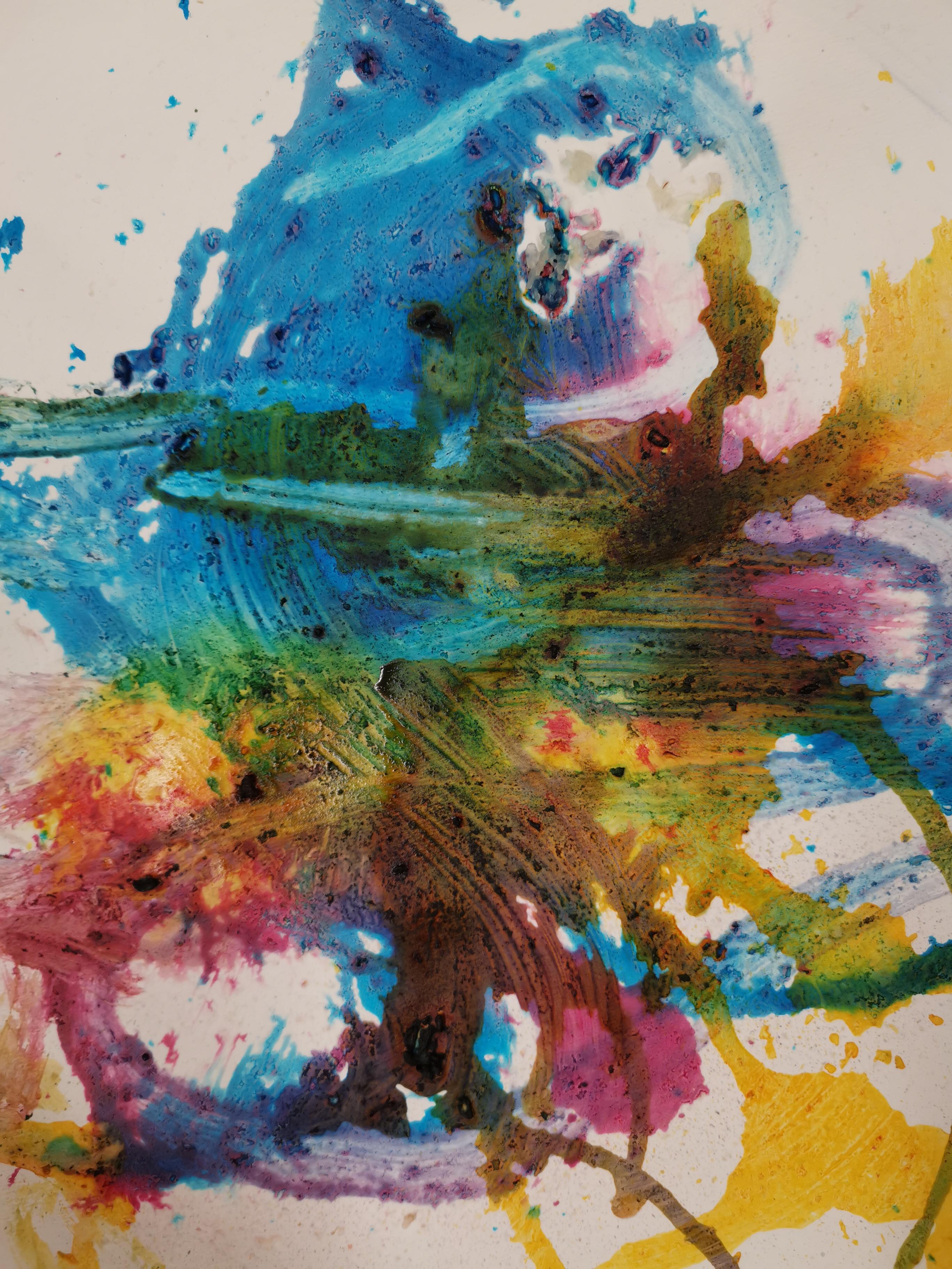 Isänpäivän luova maalaustyöpaja   Porin taidemuseo