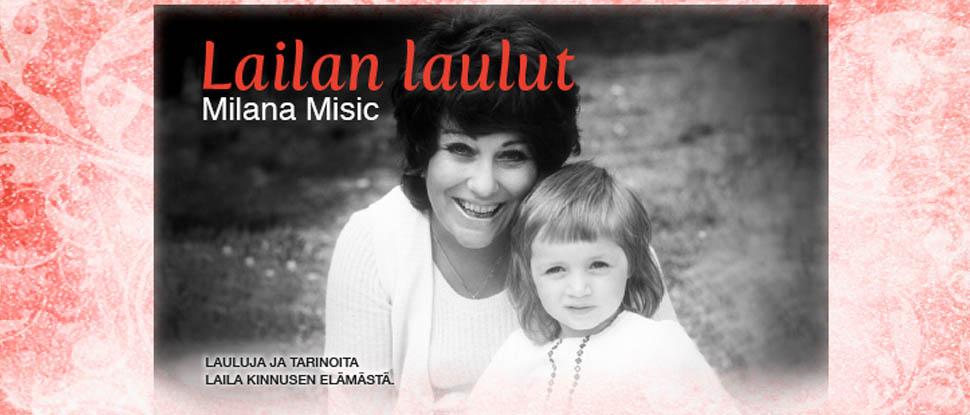 Lailan laulut – Milana Misic