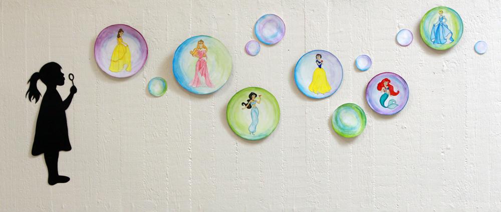 Kulttuuritalo Annis: Taidenäyttely, Lapsuus