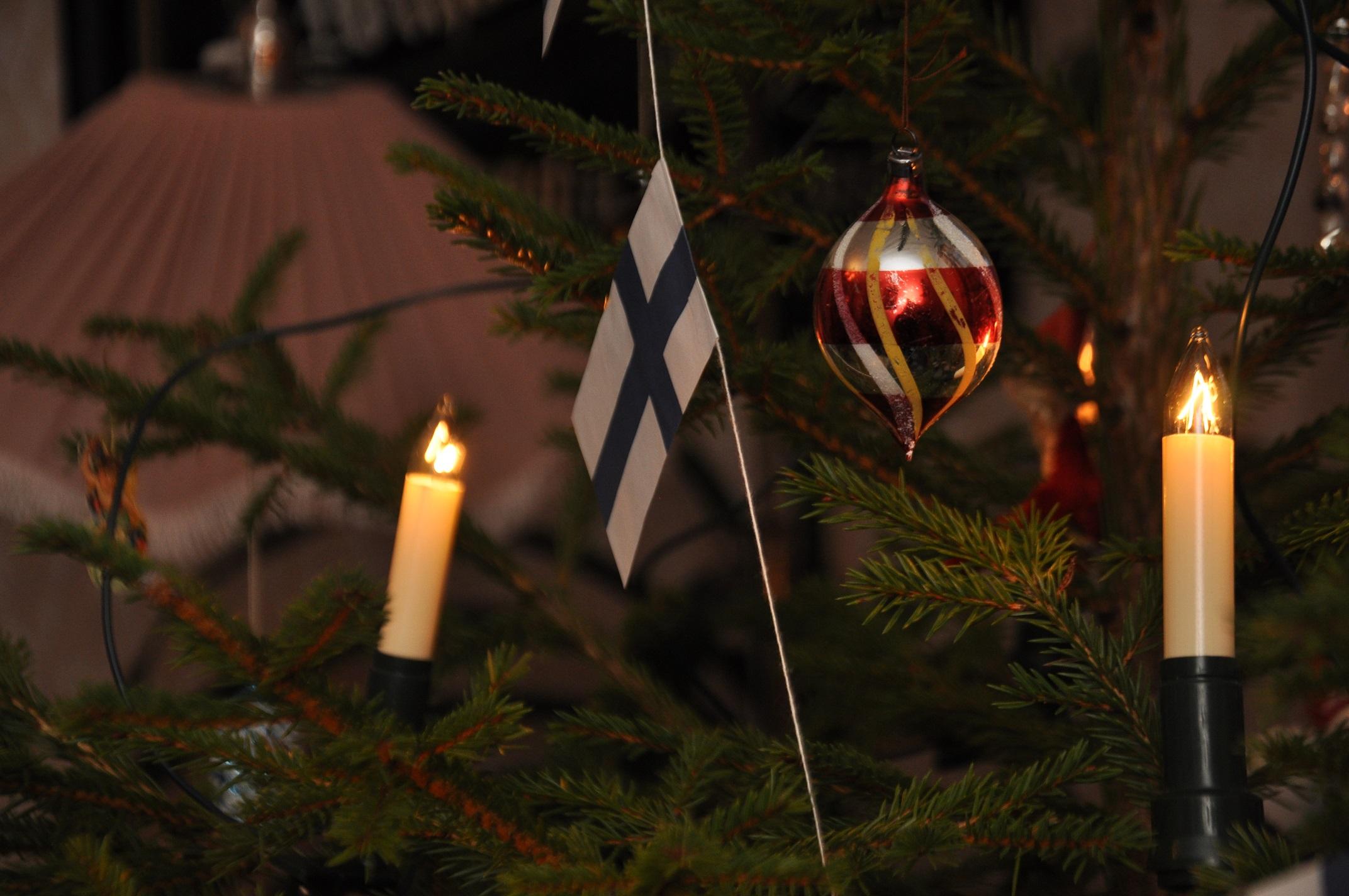 Korsmanin joulutunnelmia