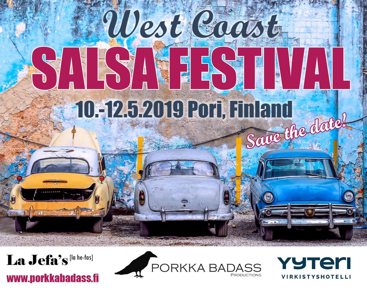 West Coast Salsa Festival