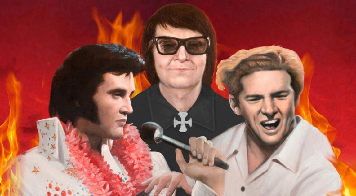 THE LEGENDS – Alive In Concert