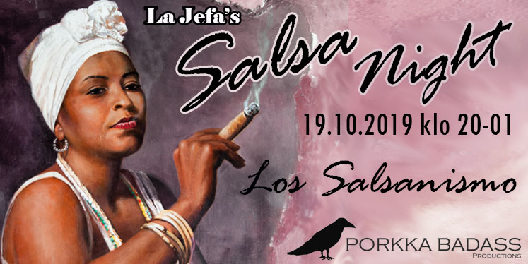 La Jefa's Salsa Night