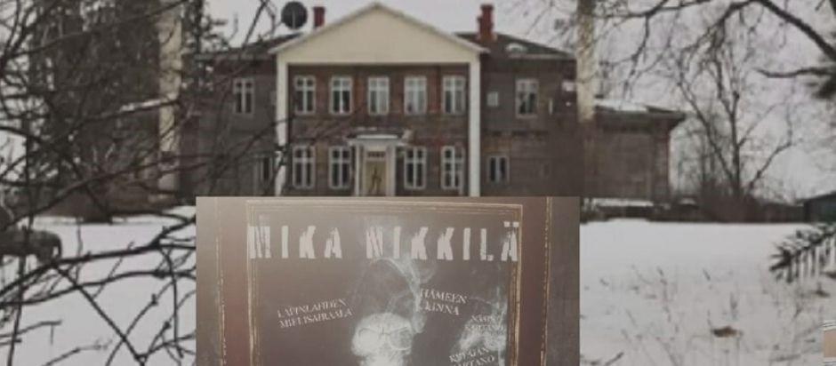 Suomen aavemetsästäjät -kirjastokiertue