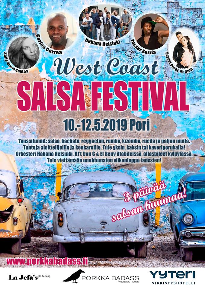 West Coast Salsa Festival