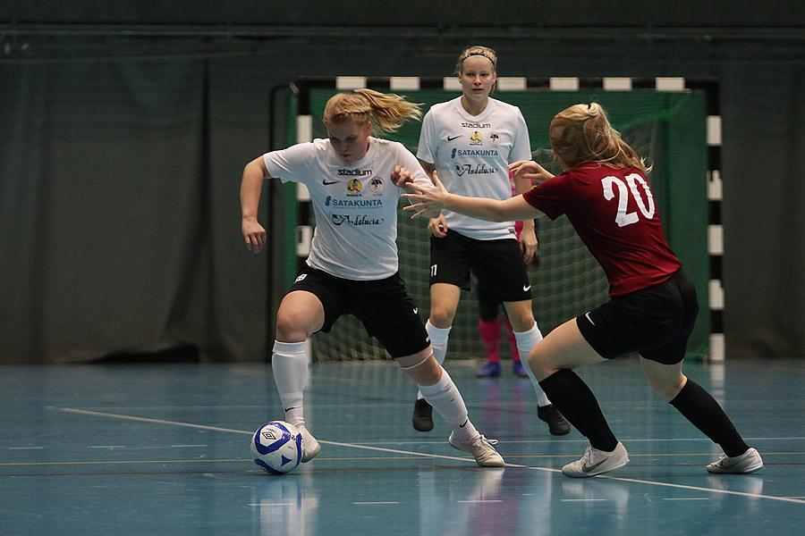 Naisten Futsal-liigaa MuSaFutsal – Team Vanpa
