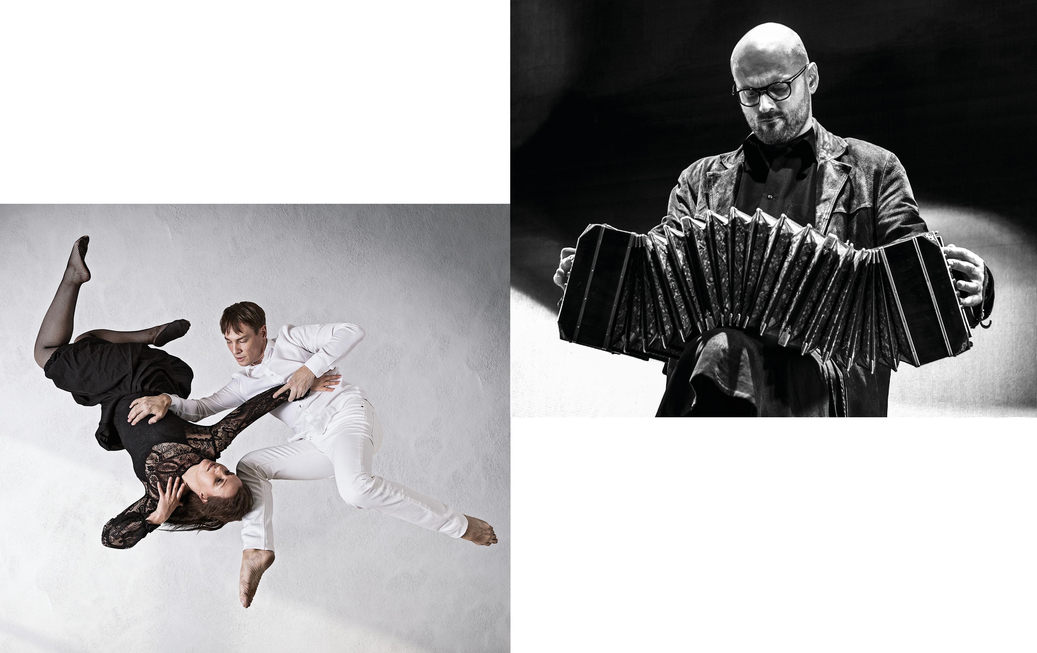 Vappukonsertti: Tango del Ámgel