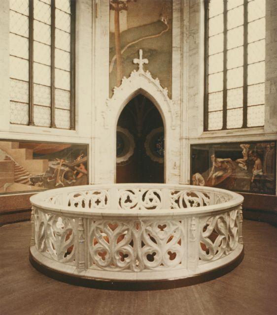 Esoteerinen henkisyys Suomen kultakauden taiteessa ja Juséliuksen mausoleumissa