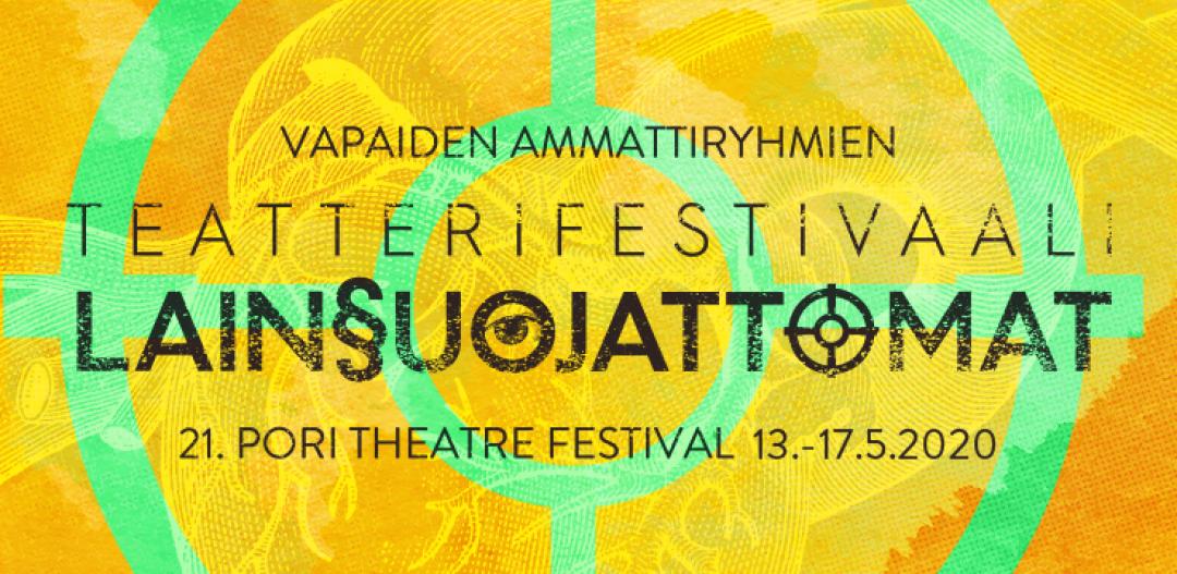 PERUTTU: Lainsuojattomat -teatterifestivaali