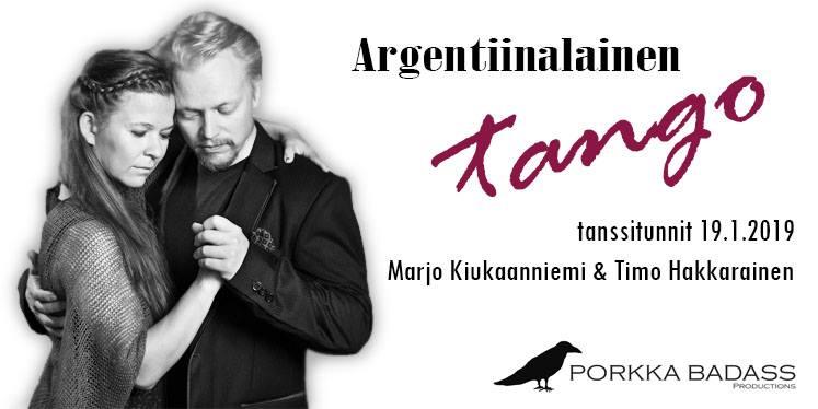 Argentiinalaisen tangon tanssitunnit