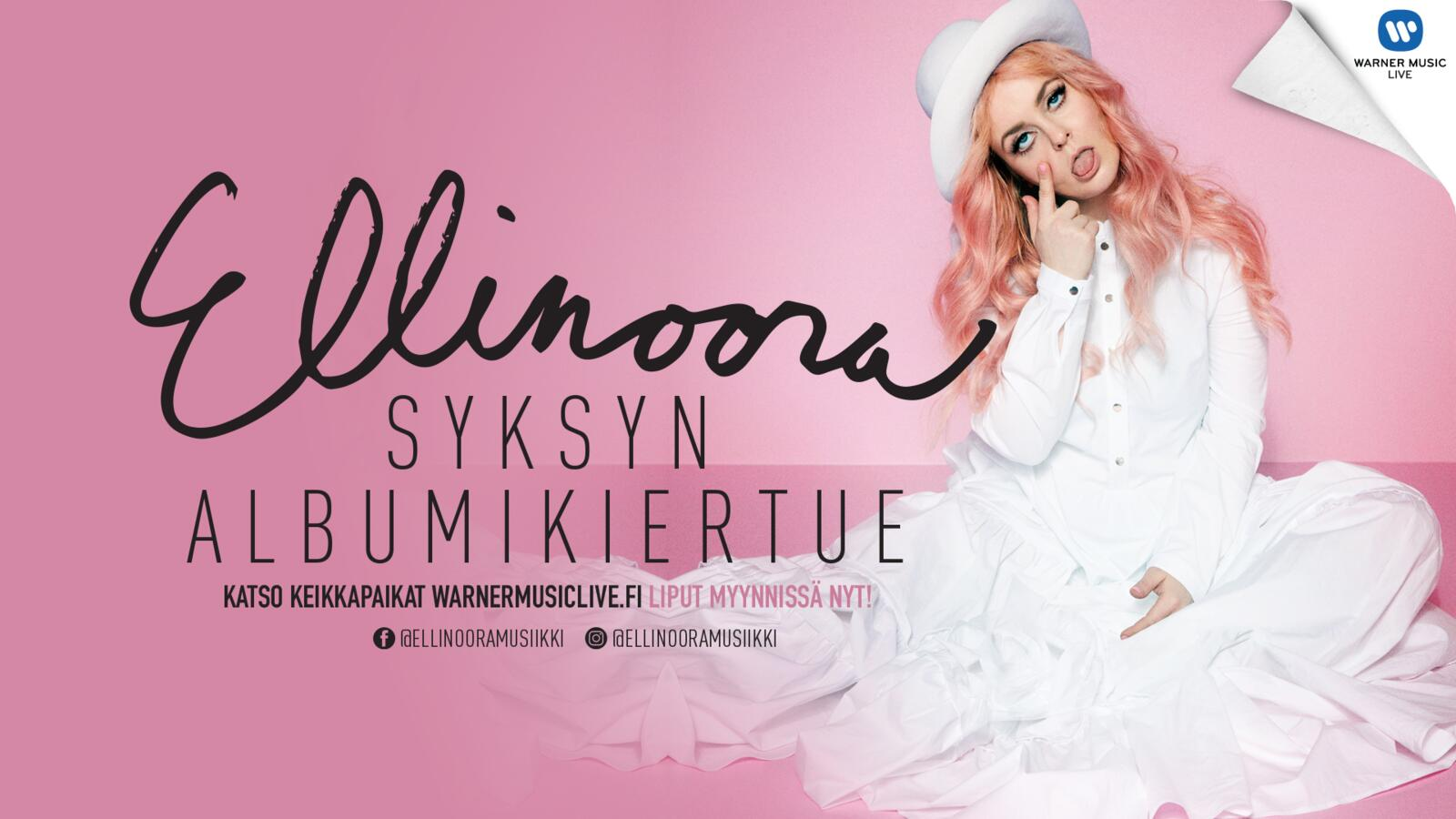 Ellinoora – albumikiertue