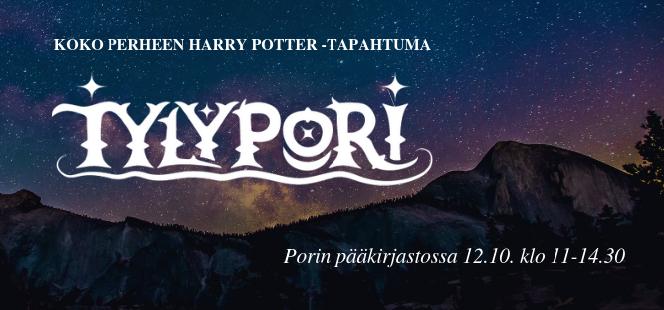 Harry Potter -tapahtuma Tylypori