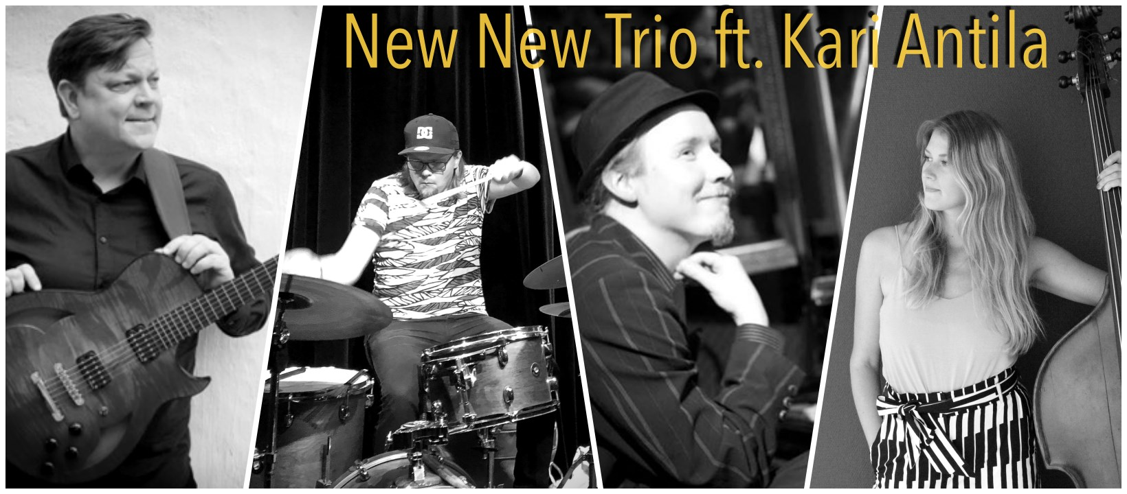 Validi Karkia #286: New New Trio feat. Kari Antila, Antero Mentu Landscaping Team