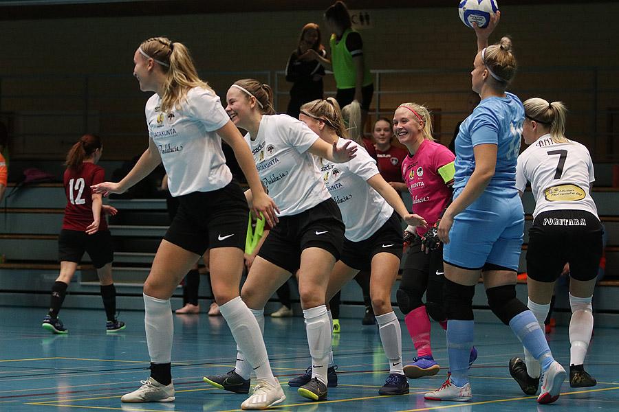 Naisten Futsal-liigaa MuSaFutsal – FC Sport