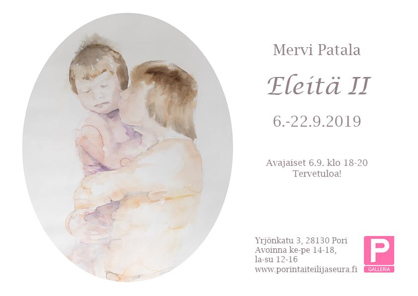 ELEITÄ II MERVI PATALA 06.09.-22.09.2019