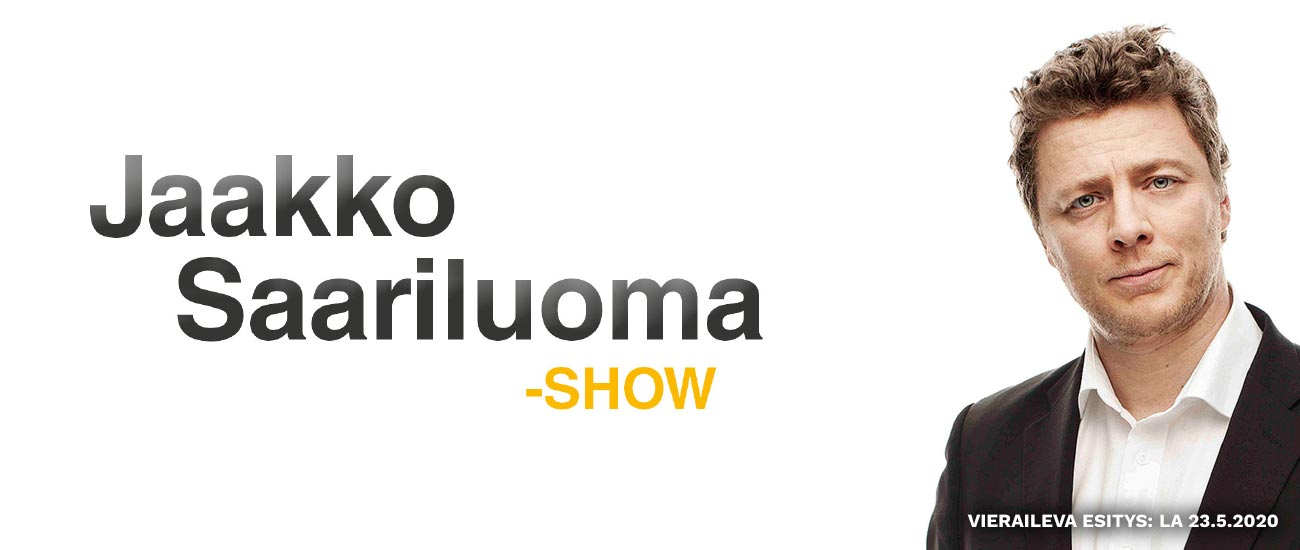Jaakko Saariluoma Show