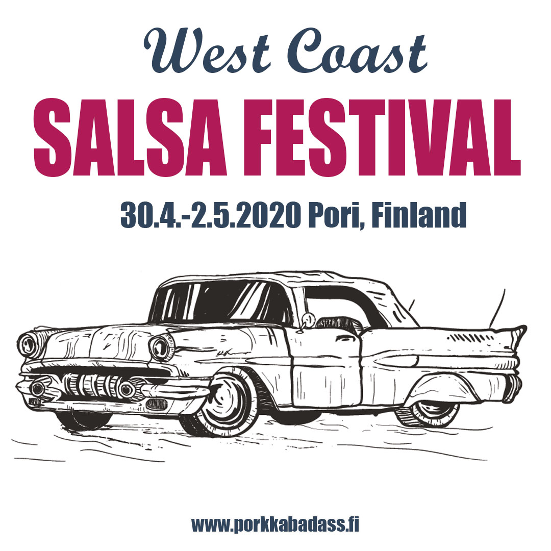West Coast Salsa Festival 2020