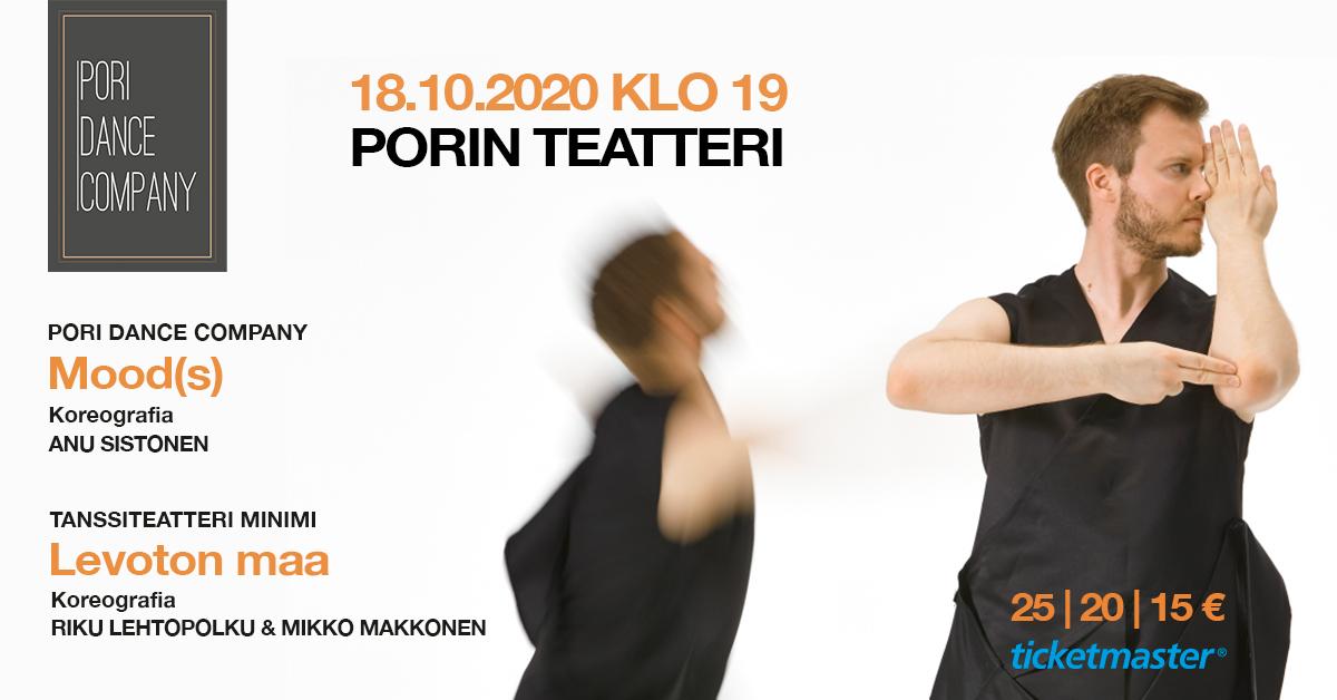 Pori Dance Company – Tanssiteatteri Minimi