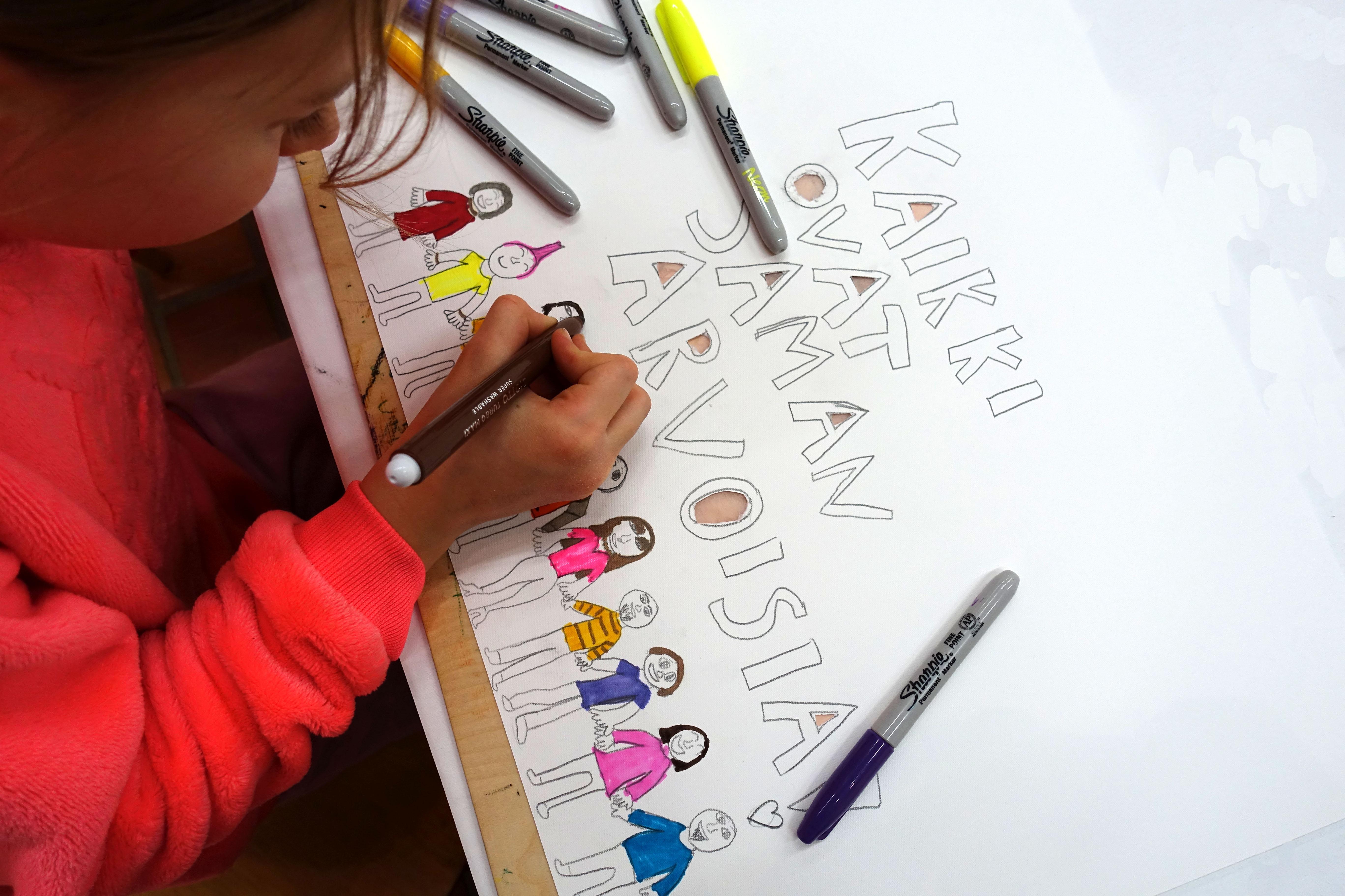 Lapsen oikeuksien päivä | Porin taidemuseo