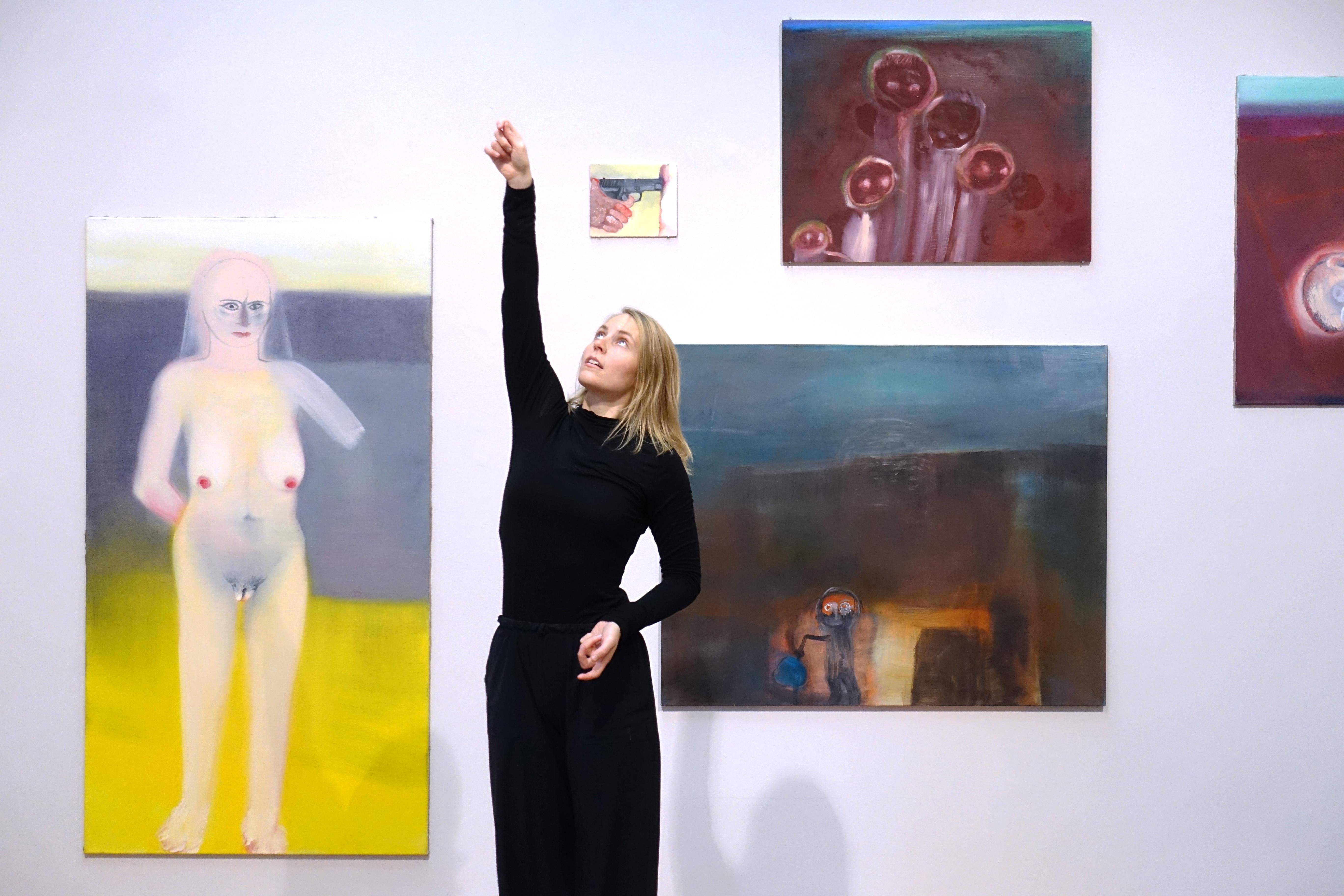 Taidemuseokierrokset tanssijan kanssa | Porin taidemuseo