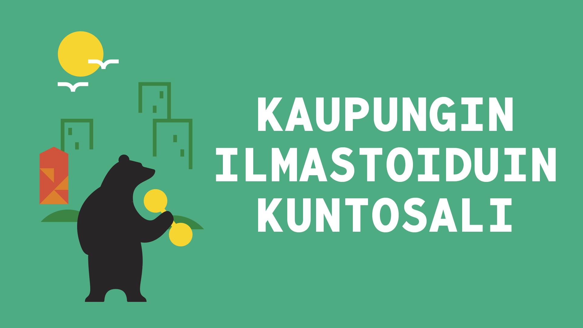 Kaupunki & Porin Ässät: Yhteinen liikuntatapahtuma