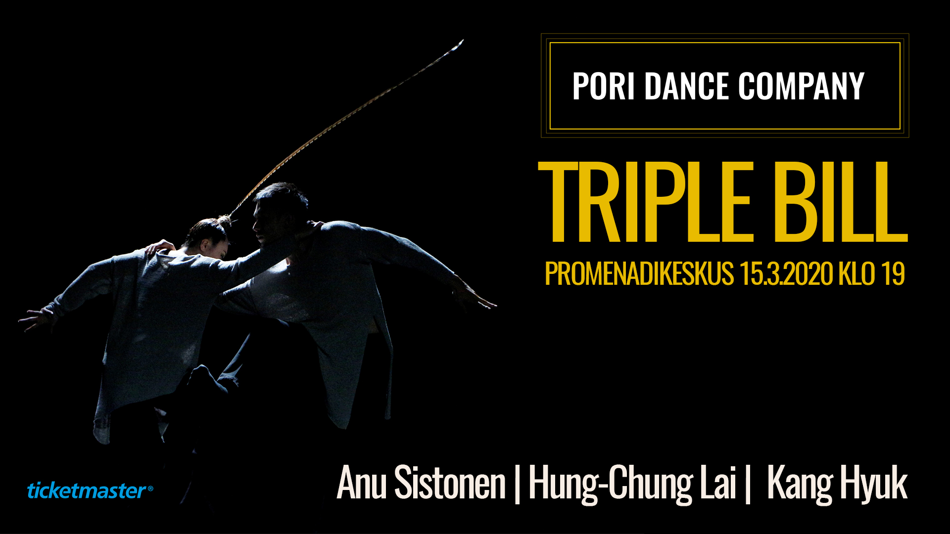 Pori Dance Company: Triple Bill