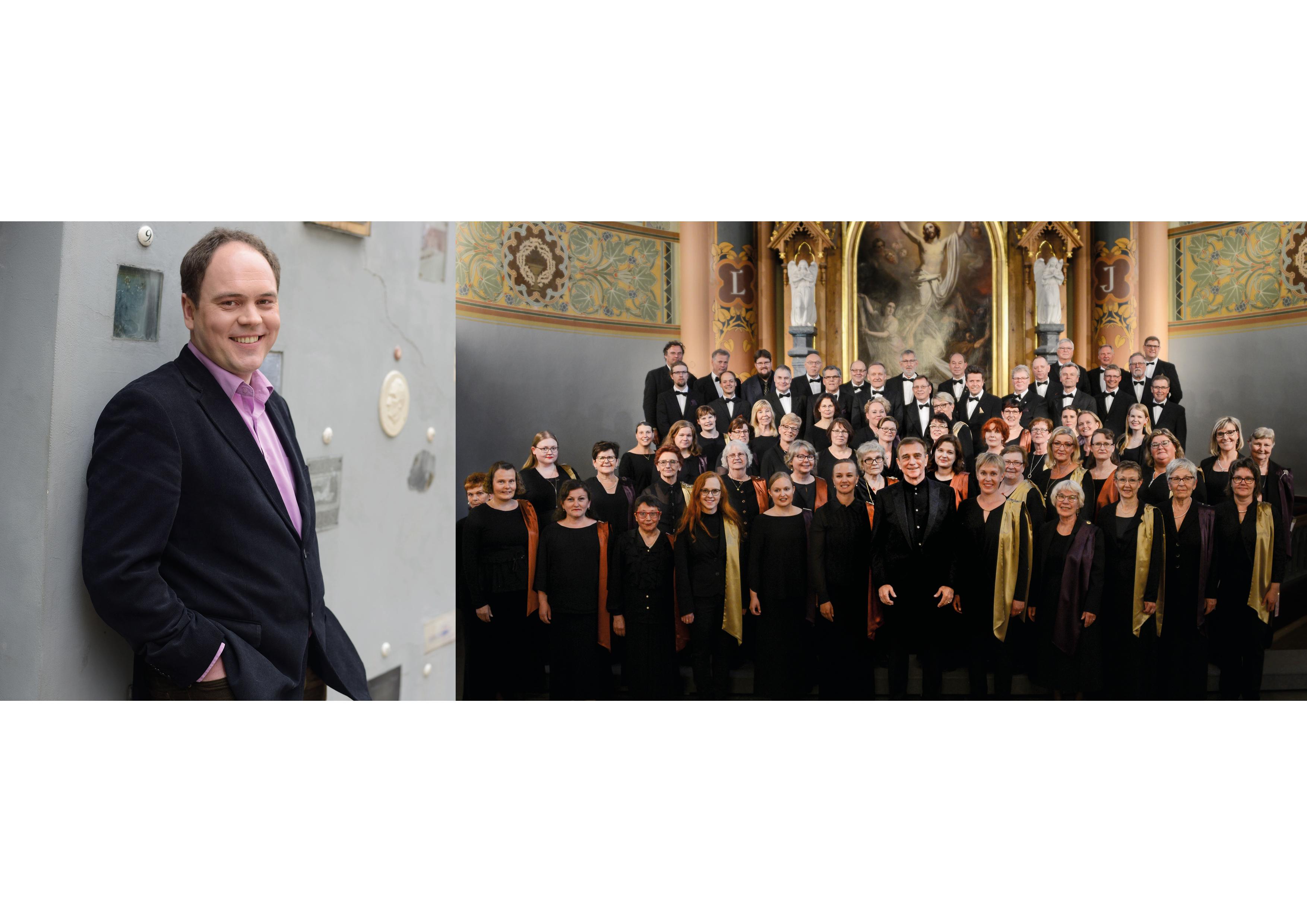 Pääsiäiskonsertti: Requiem c-molli