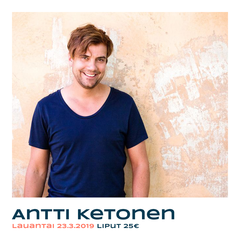 Antti Ketonen Live