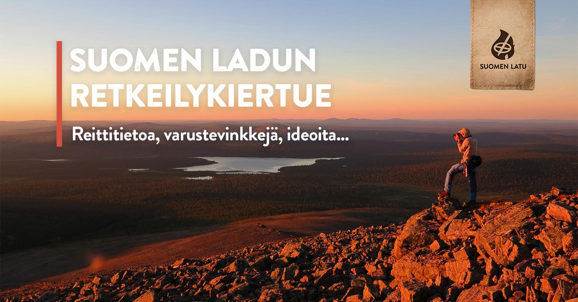 Suomen Ladun retkeilykiertue