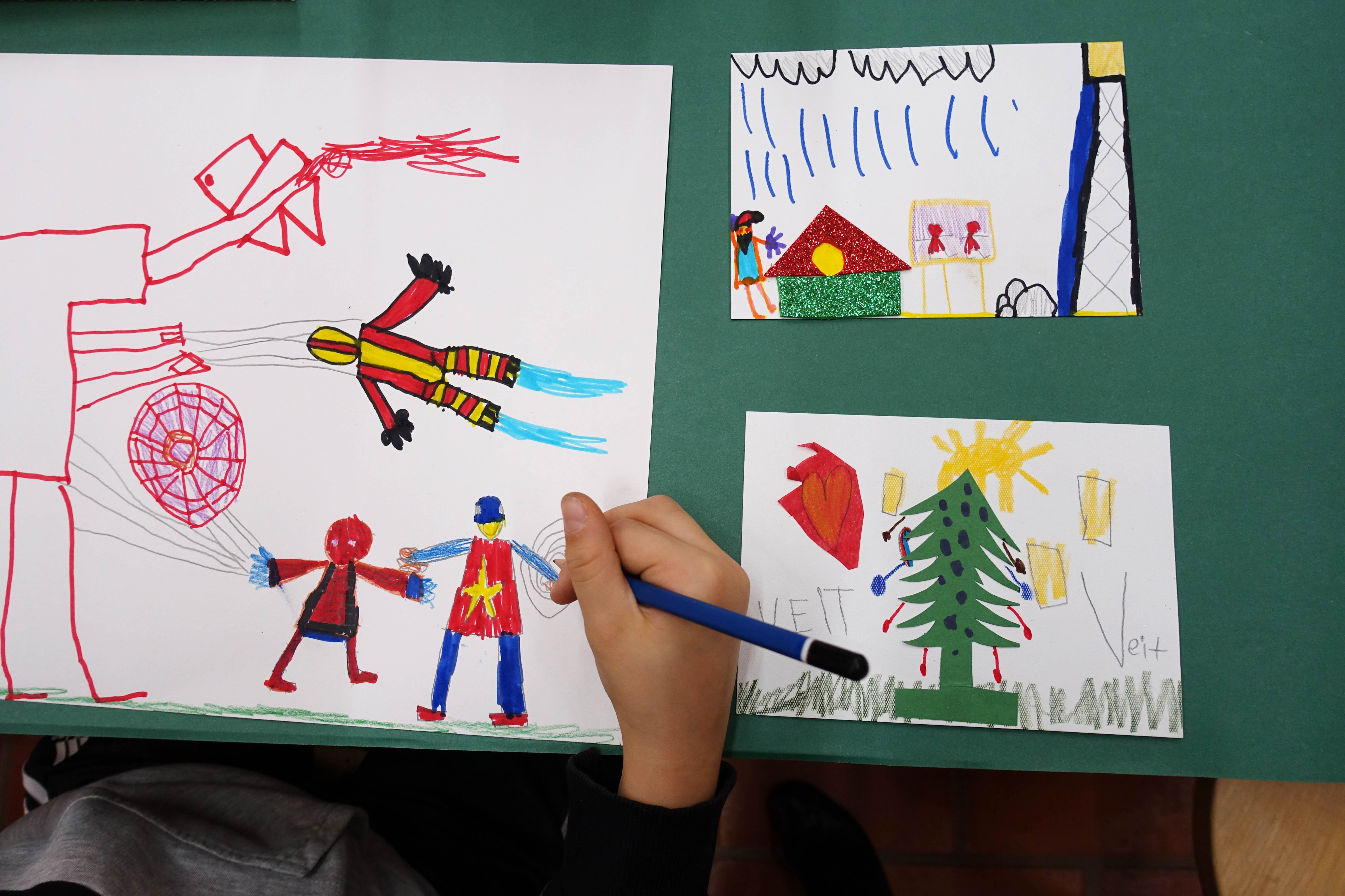 Lasten lauantai Porin taidemuseossa