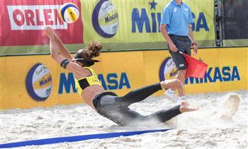 Beach volley -kurssi