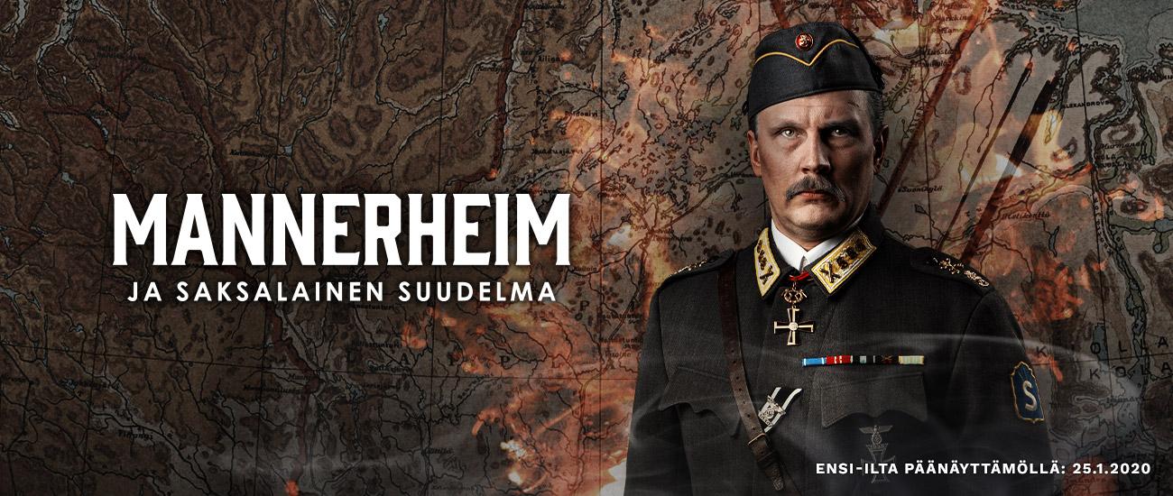 Mannerheim ja saksalainen suudelma