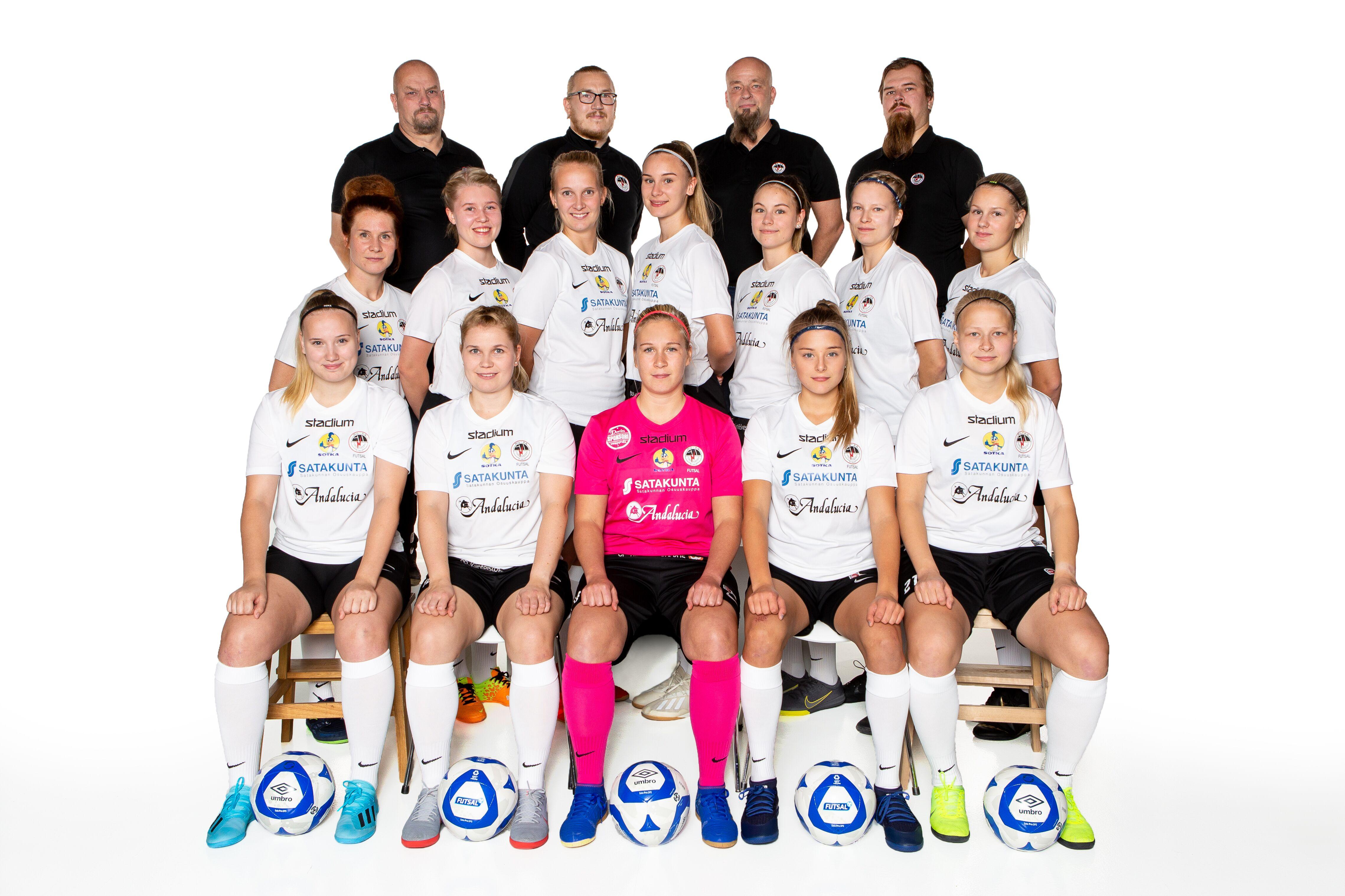Naisten Futsal-liigaa MuSaFutsal – YIlves
